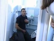 Подглядывание в туалете смотреть бесплатно